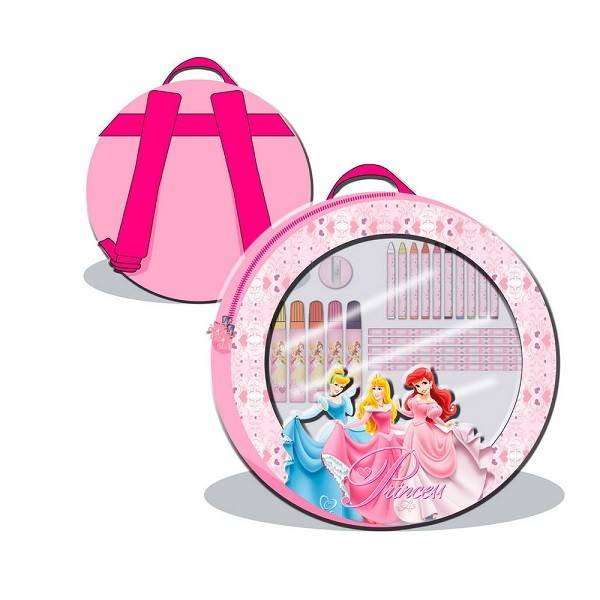 Set papetarie Ghiozdan Disney Princess