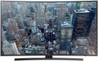 Televizor LED Samsung 101 cm (40inch) 40JU6500, Ultra HD (4K), Smart TV, Curbat, Tizen UI, Ultra Clear, Micro Dimming Pro, PQI 1100, Wireless, Wi-Fi Direct, CI+