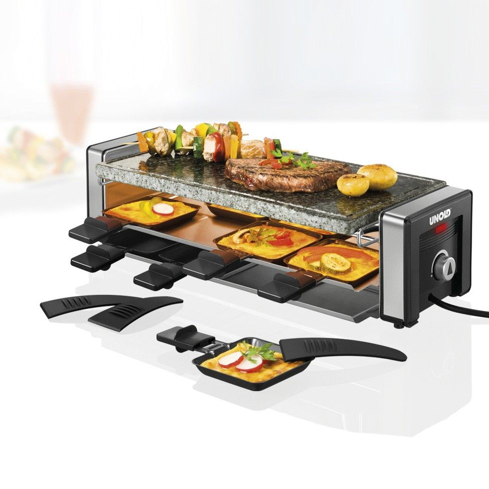 Plita electrica Raclette Unold