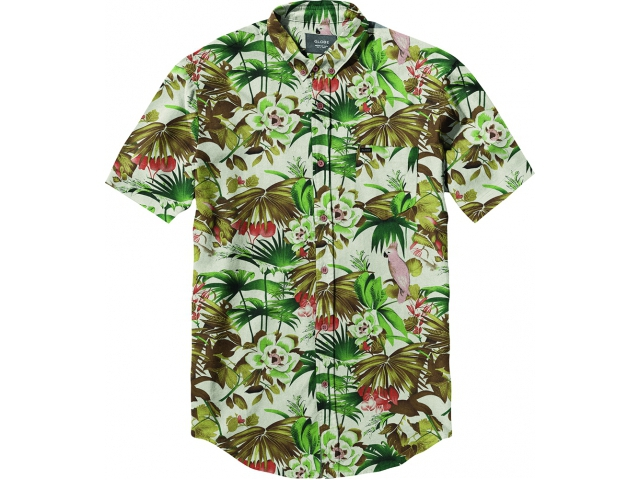 Camasa Globe Jungle Shirt WAL