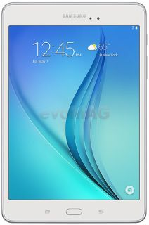 Tableta Samsung Galaxy Tab A 8.0 T350, Procesor Quad-Core 1.2GHz, TFT Capacitive touchscreen 8
