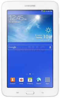 Tableta Samsung Galaxy Tab 3 Lite Value Edition T113, Procesor Quad Core 1.3 GHz, TFT Capacitive touchscreen 7