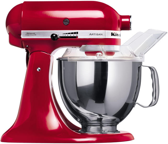 Mixer cu bol KitchenAid Artisan 5KSM150PSECA, 4.8l, 300W (Candy Apple)